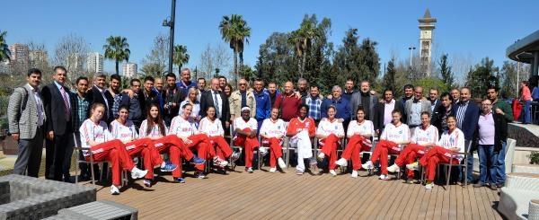 Adana Botaş'ın 30'uncu Yıl Hatırası