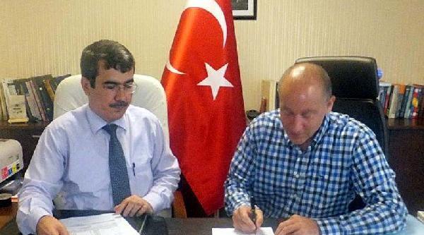Adana Botaşspor Ceyhun Yıldızoğlu'na Emanet