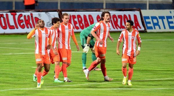 Adana Demirspor - Adanaspor Maçı Ek Fotoğrafları