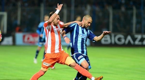Adana Demirspor - Adanaspor Maçı Fotoğrafları