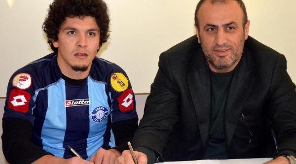 Adana Demirspor Çaykur Rizesporlu Oğuzhan'i Kiraladi
