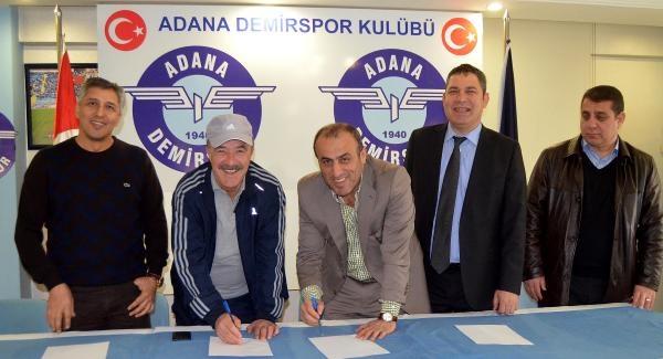 Adana Demirspor Ercan Albay İle Anlaştı