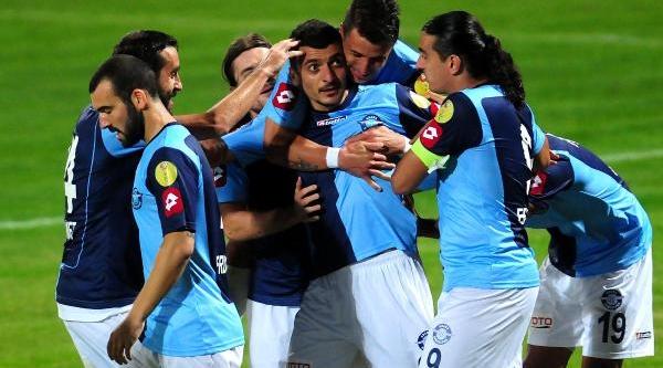 Adana Demirspor-Kahramanmaraşspor: 3-0