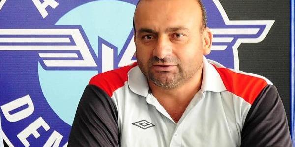 Adana Demirspor Mustafa Uğur'a Emanet