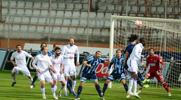 Adana Demirspor - Orduspor Maçı Fotoğrafları