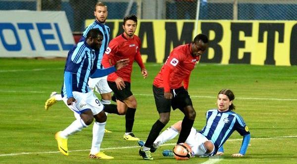Adana Demirspor - Tavşanli Linyitspor: 3-0
