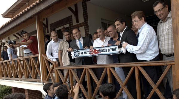Adana Demirspor'da Aybaba Ve Karaman İmzayi Attı