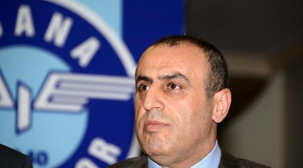 Adana Demirspor'da Yeni Başkan Selahattin Aydoğdu