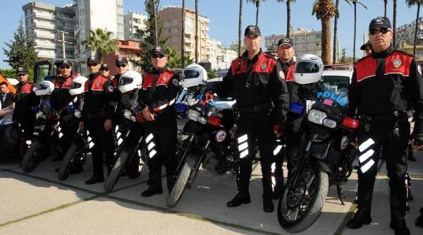 Adana Emniyetine 150 Yeni Araç