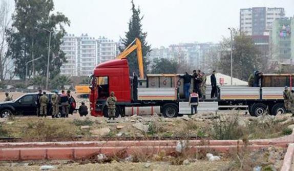 Adana valiliği açıkladı:Durdurulan 3 Tır'da ne vardı?