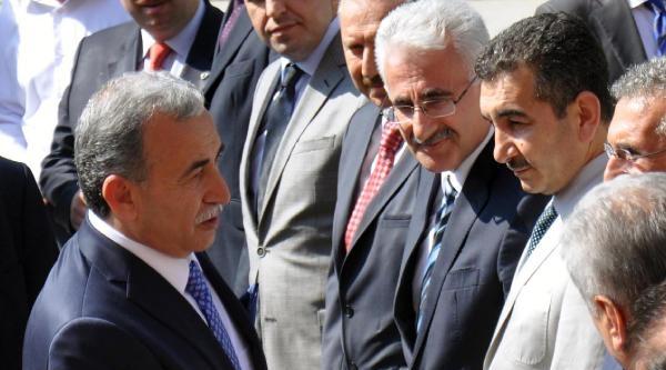 Adana Valisi Mustafa Büyük Görevine Başladı