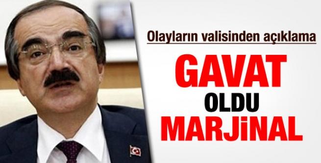 Adana Valisi'nden Gavat açıklaması
