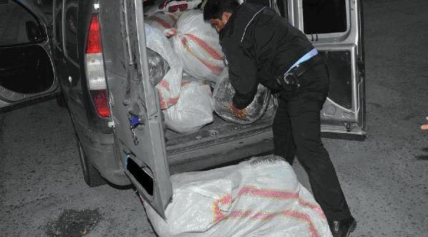 Adana'da 291 Kilo Esrar Ele Geçirildi