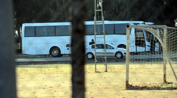 Adana'da 2 Otobüste Mühimmat Ele Geçirildi