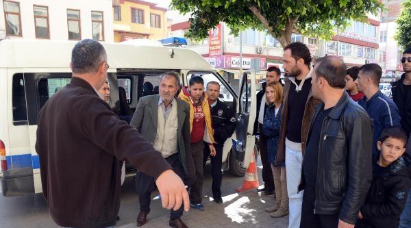 Adana'da Aranan 350 Kişi Sandık Başında Yakalandı