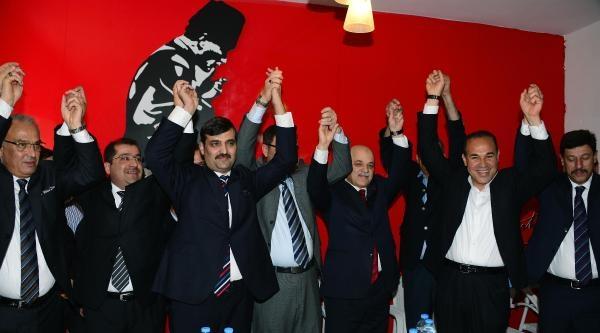 Adana'da Bbp Adayları Mhp Lehine Çekildi