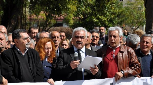 Adana'da Berkin Elvan Eylemi