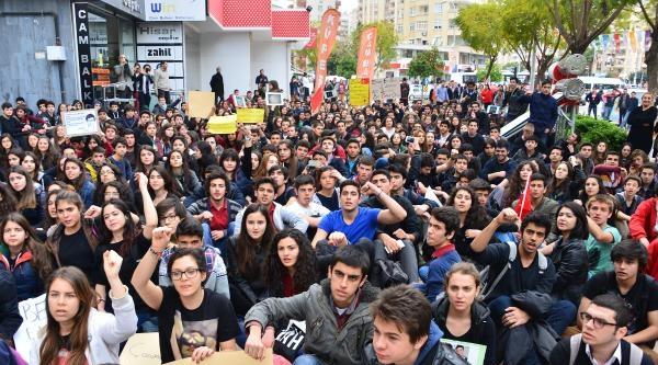 Adana'da Berkin Elvan Eylemi (3)