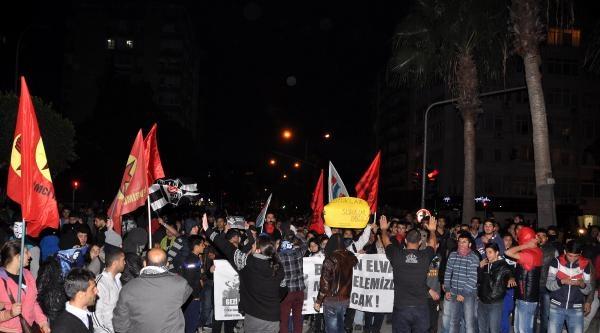 Adana'da Berkin Elvan Eylemi (ek Fotoğraflar)