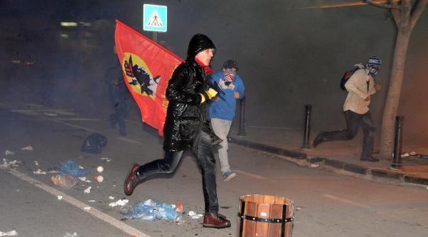 Adana'da Berkin Elvan Eylemine Polis Müdahale Etti (ek Fotoğraflar)