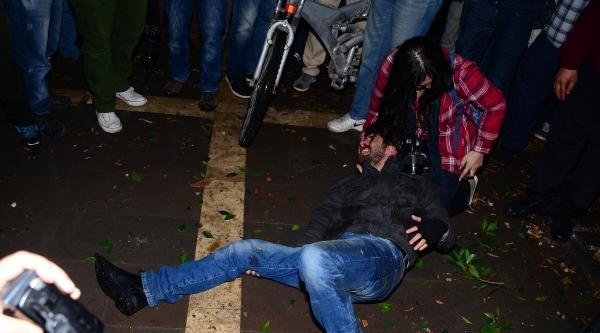 Adana'da Berkin Elvan Eylemine Polis Müdahalesi (2)