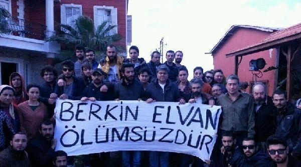Adana'da Berkin Elvan Eylemine Polis Müdahalesi