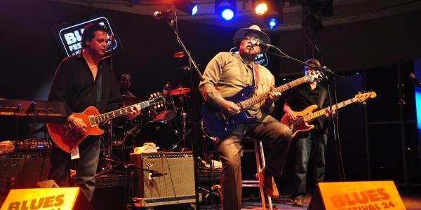 Adana'da Blues Rüzgari
