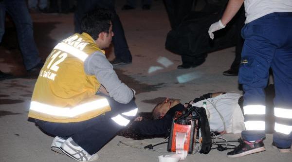 Adana'da Doktora Sokakta Infaz - Fotoğraflar