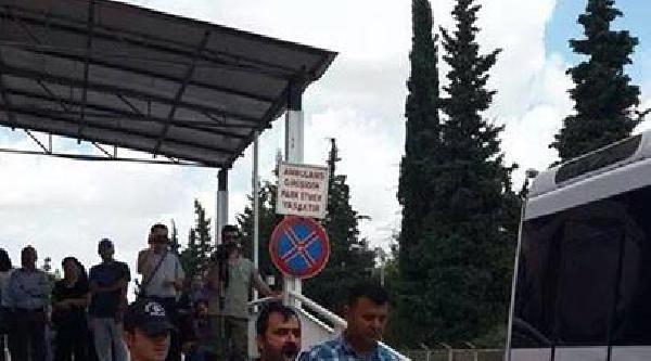Adana'da Dün Gözatına Alınan 12 Kişi Adliyede