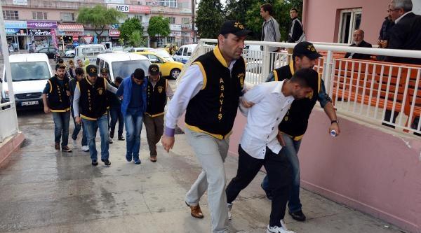 Adana'da Gasp Çetesine Darbe