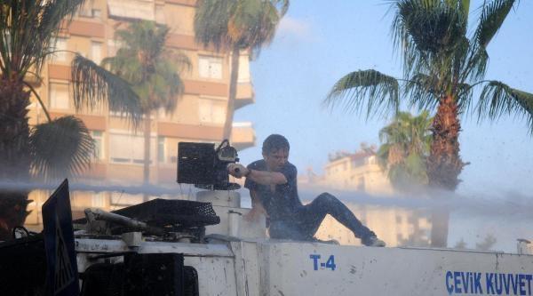 Adana'da Gezi Eylemine Müdahale -  Ek Fotoğraflar