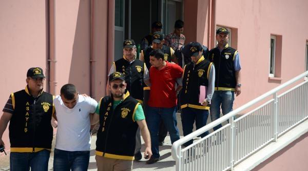 Adana'da Hırsızlık Çetesi Operasyonu: 3 Gözaltı