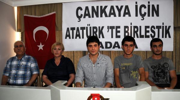 Adana'da 'ihsanoğlu Çati Aday Olamaz' Açıklaması