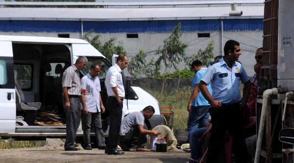 Adana'da Kaçak Akaryakıt Baskını: 1 Polis Yaralı