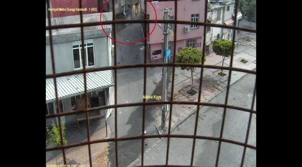 Adana'da Korsan Gösteriye Polis Müdahalesi: 1 Gösterici Öldü' Ek Fotoğraflar