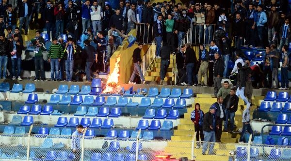 Adana'da Maç Sonrası Olay