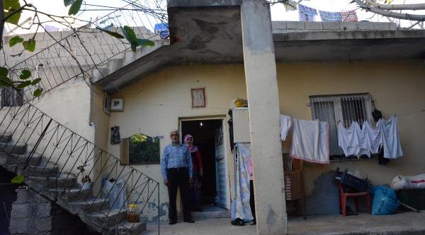 Adana'da Polis Aramasindaki Şiddet Güvenlik Kamerasinda