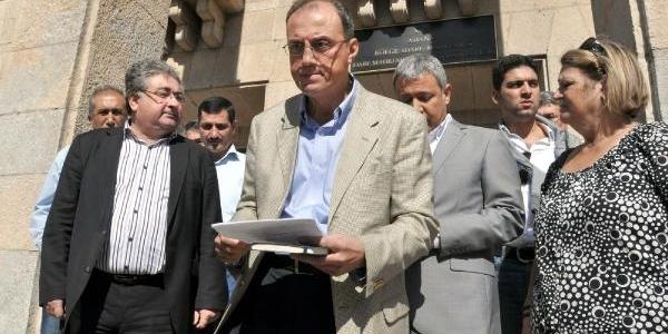 Adana'da 'sarin Gazi Davasi' Başladi (1)
