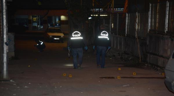 Adana'da Silahlı Kavga: 5 Yaralı