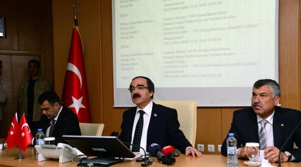 Adana'da Soma İçin Yardım Kampanyası Başlatıldı