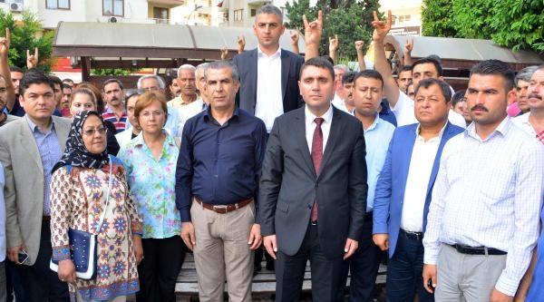 Adana'da Ülkücülerden Musul Ve Telafer Açıklaması