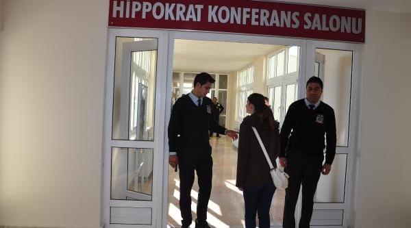 Adana'da Üniversiteler Arasi Kurul Toplantisi