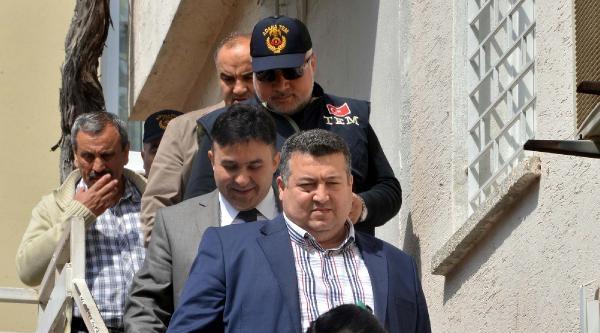 Adana'da Yasa Dışı Dinleme İddiasiyla 10 Polisin Yargılanmasına Başlandı - 1