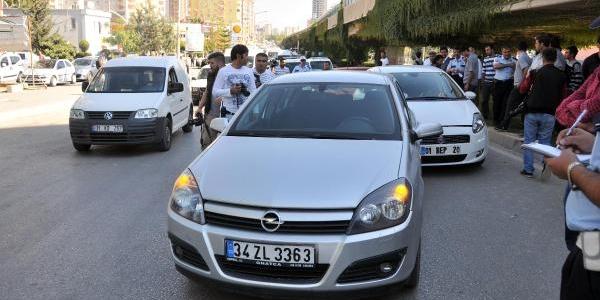 Adana'da Zincirleme Kaza: 3 Yarali