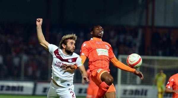 Adanaspor - 1461 Trabzon Maçı Fotoğrafları