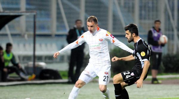 Adanaspor - Boluspor Maçı Fotoğrafları