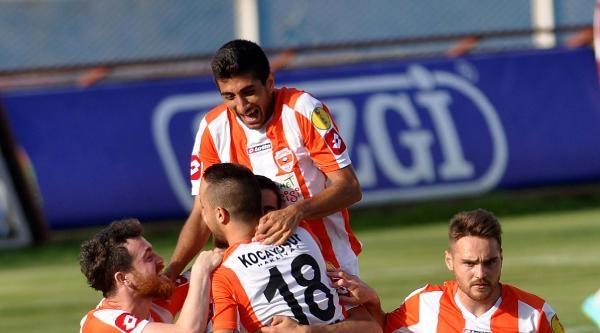 Adanaspor-mersin İdmanyurdu Ek Fotoğrafları