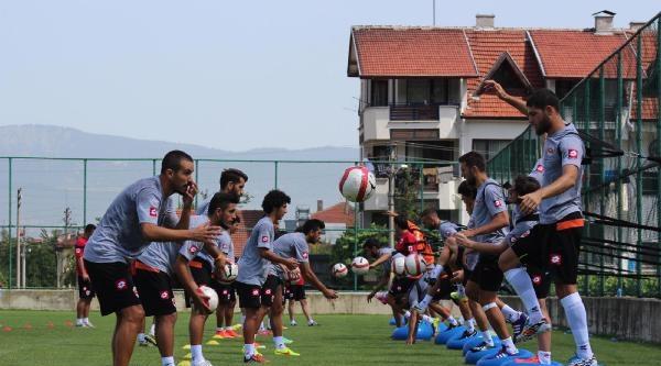 Adanaspor'a Komando Eğtimi
