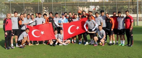 Adanaspor'a Mehmet Sak'tan Kötü Haber