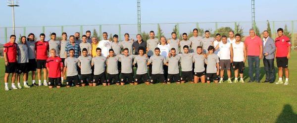 Adanaspor'dan Top Başı